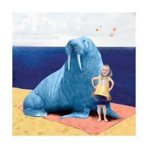 My Walrus Friend by Nancy Tillman