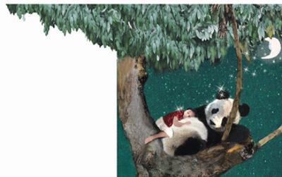 Panda And Child by Nancy Tillman