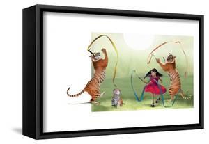 Ribbon Dance by Nancy Tillman