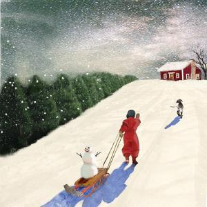 Roads That All Lead To Grandmothers House by Nancy Tillman