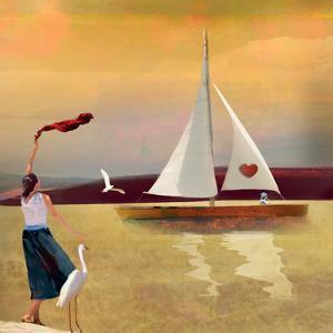 Sailing Away by Nancy Tillman