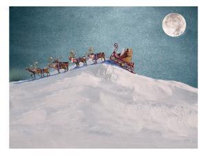 Santa Claus! by Nancy Tillman