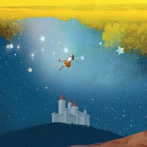 Swinging Through Stars by Nancy Tillman