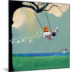 Swinging by Nancy Tillman