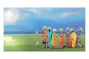 The Children Of Creation by Nancy Tillman