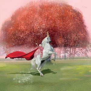 Unicorn Ride by Nancy Tillman