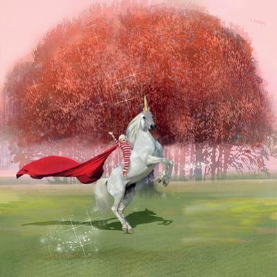 Unicorn Ride by Nancy Tillman