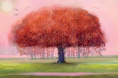 Wishing Tree by Nancy Tillman