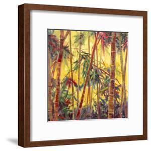 Bamboo Grove II by Nanette Oleson