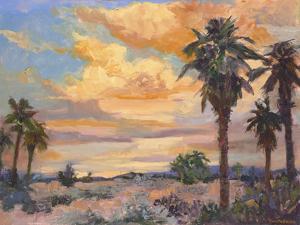 Desert Repose I by Nanette Oleson
