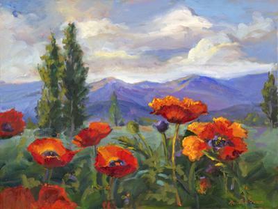 Sierra Awakenings I by Nanette Oleson