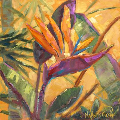 Splash of the Tropics I by Nanette Oleson