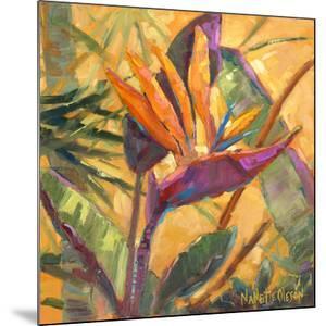 Splash of the Tropics I by Nanette Oleson