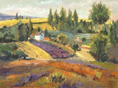 Vineyard Tapestry II by Nanette Oleson
