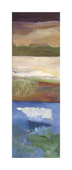 Nantucket Vistas II-Marlene Lenker-Giclee Print