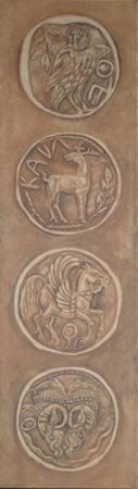 Roman Medallions by Naomi McBride