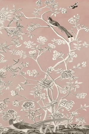 Blush Chinoiserie I