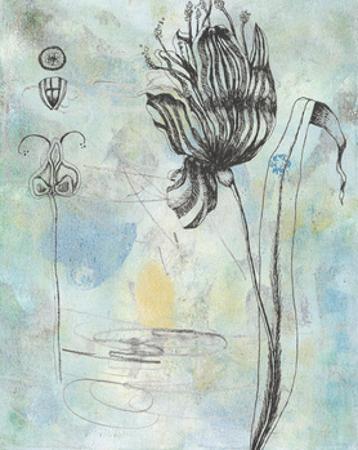 Botanical Abstract I by Naomi McCavitt