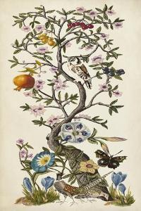 Chinoiserie Natura I by Naomi McCavitt