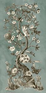 Chinoiserie Patina I by Naomi McCavitt