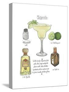 Classic Cocktail - Margarita by Naomi McCavitt