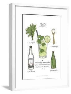 Classic Cocktail - Mojito by Naomi McCavitt