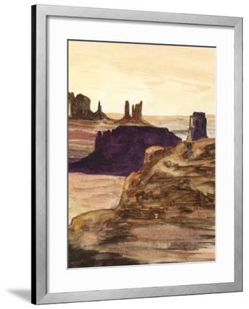 Desert Diptych II