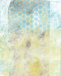 Dots on Blue II by Naomi McCavitt