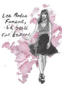 Fashion Quotes II by Naomi McCavitt
