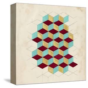 Geometric Pattern Play II by Naomi McCavitt