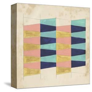 Geometric Pattern Play VI by Naomi McCavitt