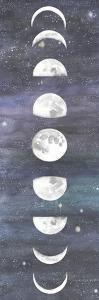 Moon Chart I by Naomi McCavitt
