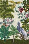 Waterbirds & Cattails I-Naomi McCavitt-Art Print