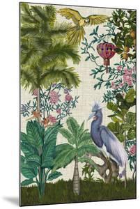 Paradis Chinoiserie I by Naomi McCavitt