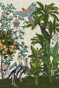 Paradis Chinoiserie II by Naomi McCavitt