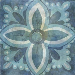 Patinaed Tile I by Naomi McCavitt