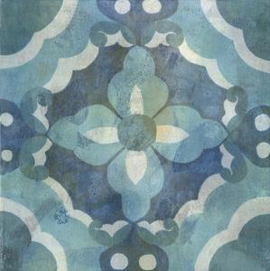 Patinaed Tile III by Naomi McCavitt