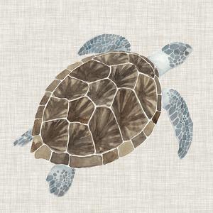 Sea Turtle I by Naomi McCavitt
