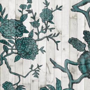 Terra Verde Chinoiserie II by Naomi McCavitt