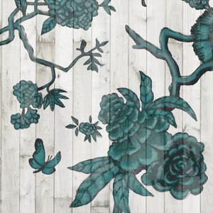 Terra Verde Chinoiserie III by Naomi McCavitt