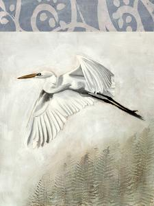 Waterbirds in Mist II by Naomi McCavitt
