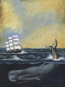 Whaling Stories I by Naomi McCavitt
