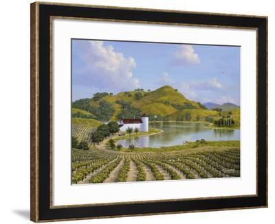 Napa Valley-Eduardo Camoes-Framed Giclee Print