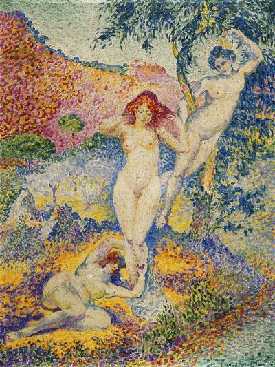 Napees, 1908-Henri Edmond Cross-Giclee Print