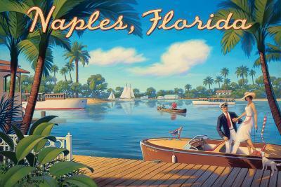 Naples Florida-Kerne Erickson-Art Print