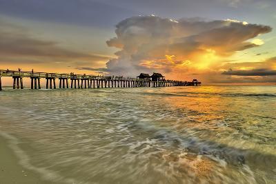 Naples Pier 2-Dennis Goodman-Photographic Print