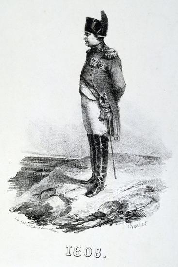 Napoleon 1St, 1805, 19th Century--Giclee Print