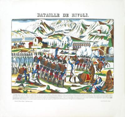 Napoleon-Bataille de Rivoli- Pellerin-Collectable Print