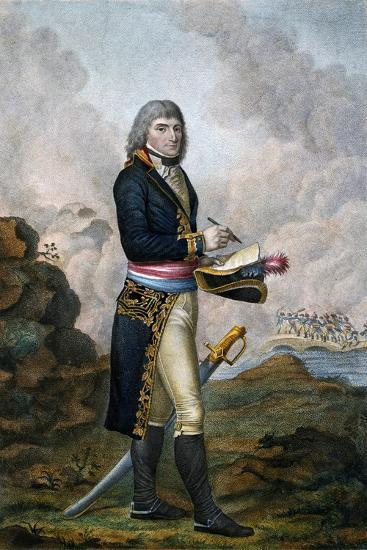 Napoleon Bonaparte, 19th Century--Giclee Print