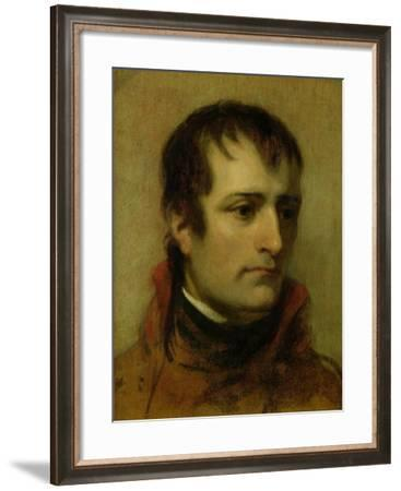 Napoleon Bonaparte First Consul, 1802-Thomas Phillips-Framed Giclee Print